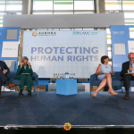 Protecting Human Rights Panel