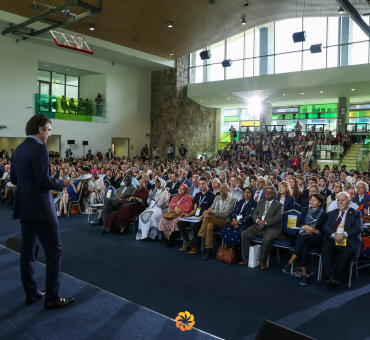 2017 Aurora Dialogues at UWC Dilijan main image