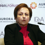 Aurora Prize Selection Committee Member Dr. Shirin Ebadi