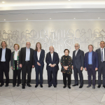 Aurora Prize Co-Founders and Selection Committee members unite in Yerevan