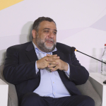 Ruben Vardanyan, Aurora Prize Co-Founder, participates in the Aurora Dialogues