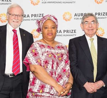 The Aurora Prize for Awakening Humanity Selection Committee main image