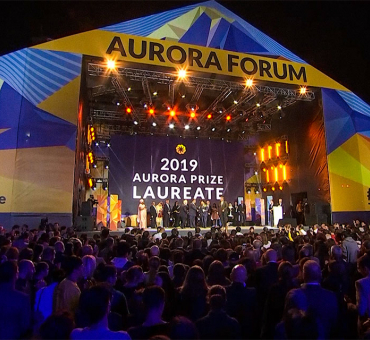 Inaugural Aurora Forum in Armenia a Resounding Success main image