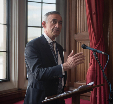 Lord Ara Darzi to Chair the Aurora Prize Selection Committee main image