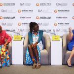 Marguerite Barankitse, Josephine Kulea and Nancy Soderberg